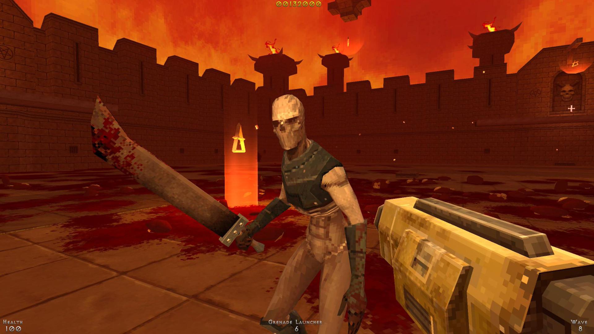Demo de FPS baseado em ondas recebe demo para PC antes do lançamento completo