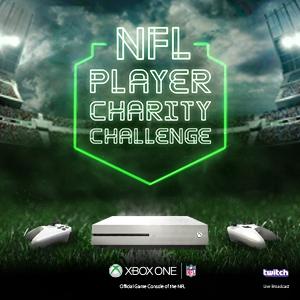 Desafio de caridade do jogador da NFL para Xbox: Aaron Donald reivindica o título de melhor ...