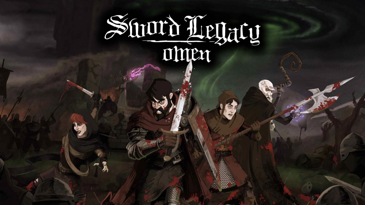 Destaque de nicho - Sword Legacy Omen: Dark Arturian RPG de Estratégia