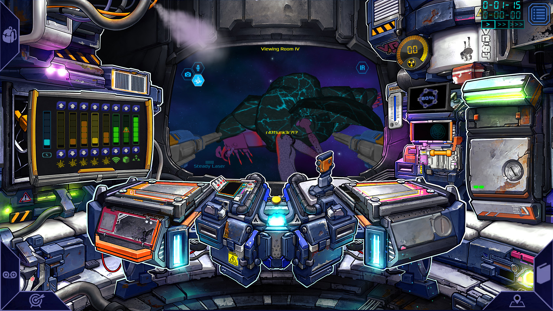 Destaque para o nicho - Deep Sixed: Survival Space Rogety Roguelite