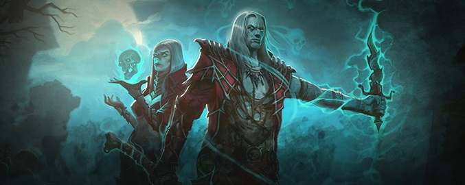 Diablo III Eternal Collection é lançada para Switch em 2 de novembro