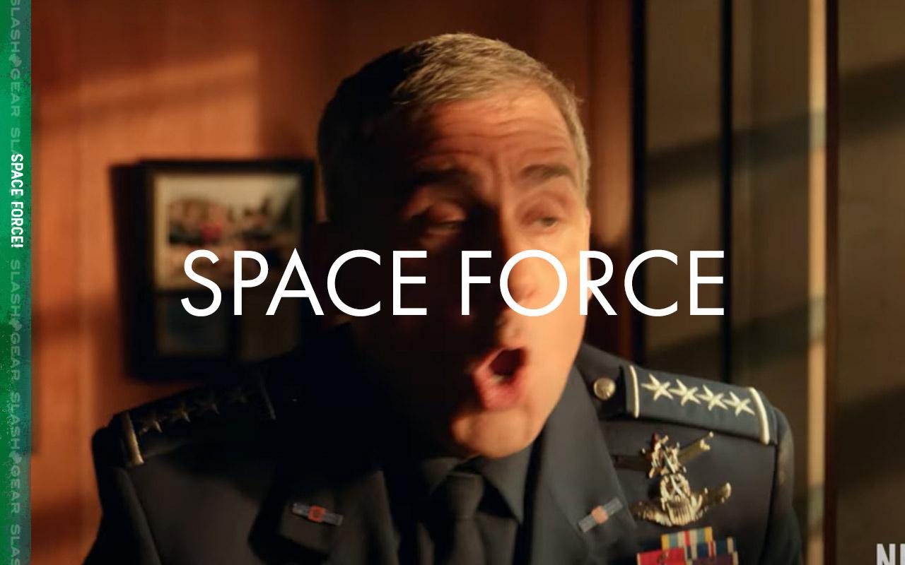 Dicas de trailer de Space Force, de Steve Carell, data de lançamento da Netflix