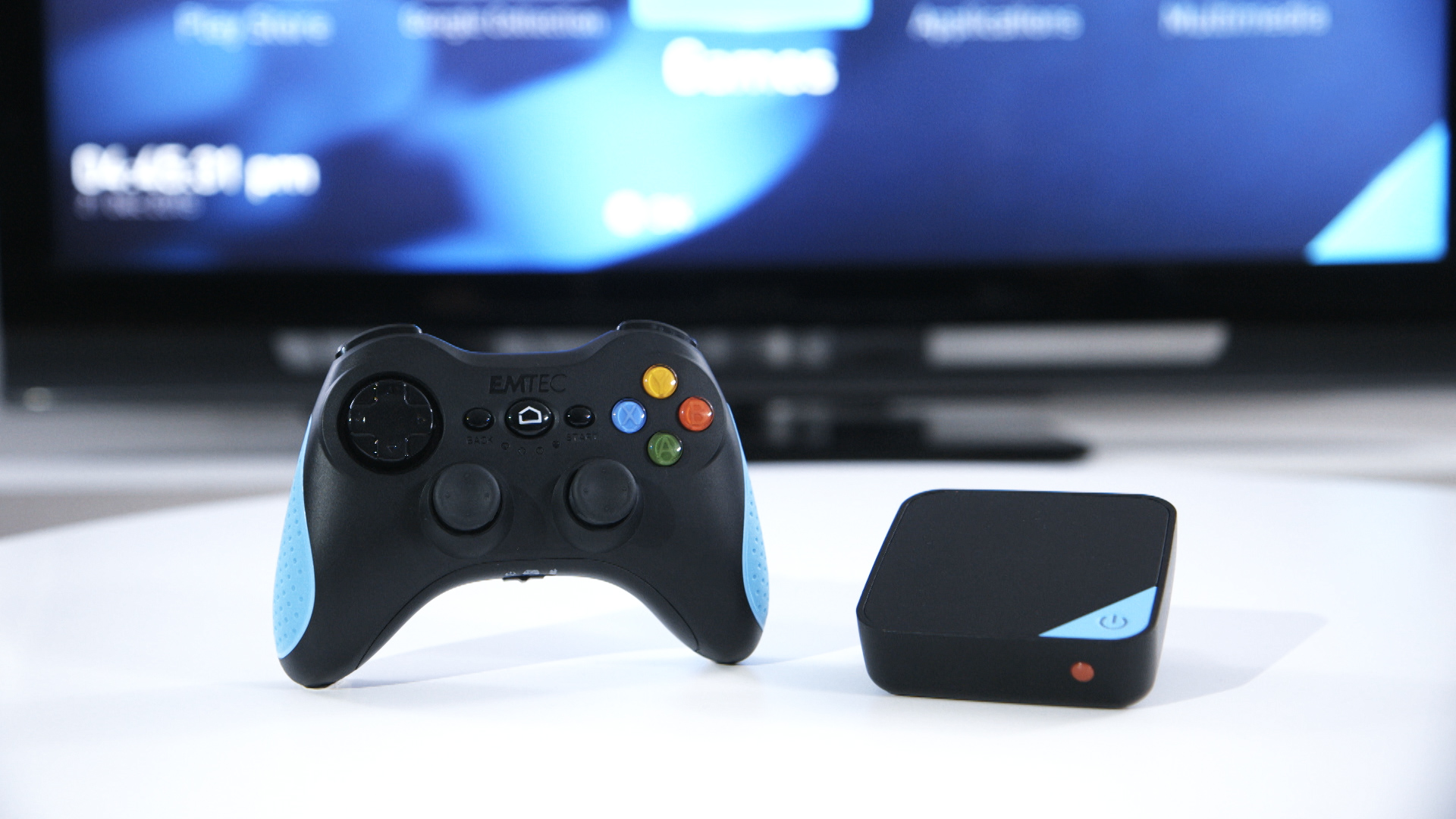 EMTEC GEM Box agora disponível - jogos, multimídia e entretenimento Android ...
