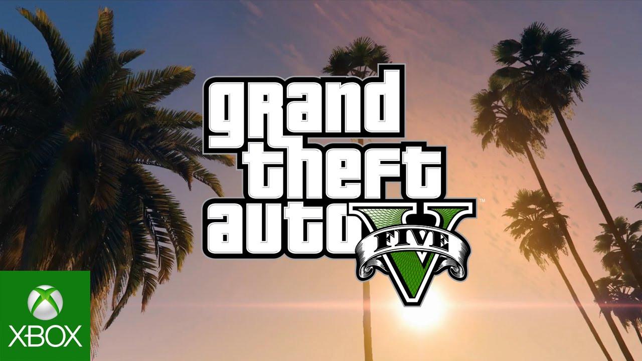 Encomendar e fazer o download do Grand Theft Auto V no Xbox One A partir de ...