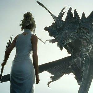 Enfrentando o Julgamento do Titã em Final Fantasy XV