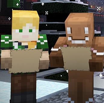 Espalhe alegria com o Holiday Skins Pack para Minecraft no Windows ...