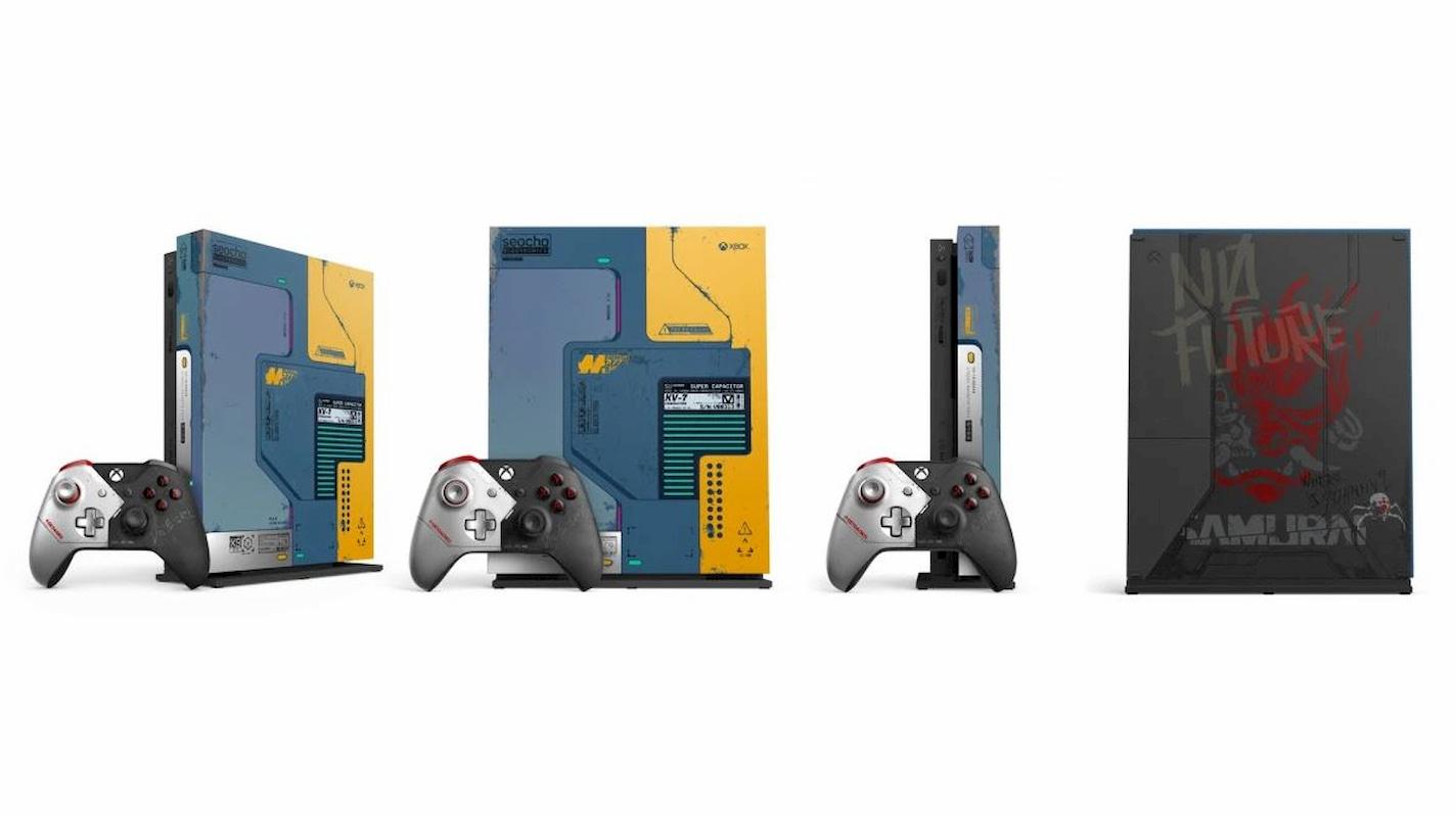 Esse Cyberpunk 2077 Xbox One X vai ser difícil ...