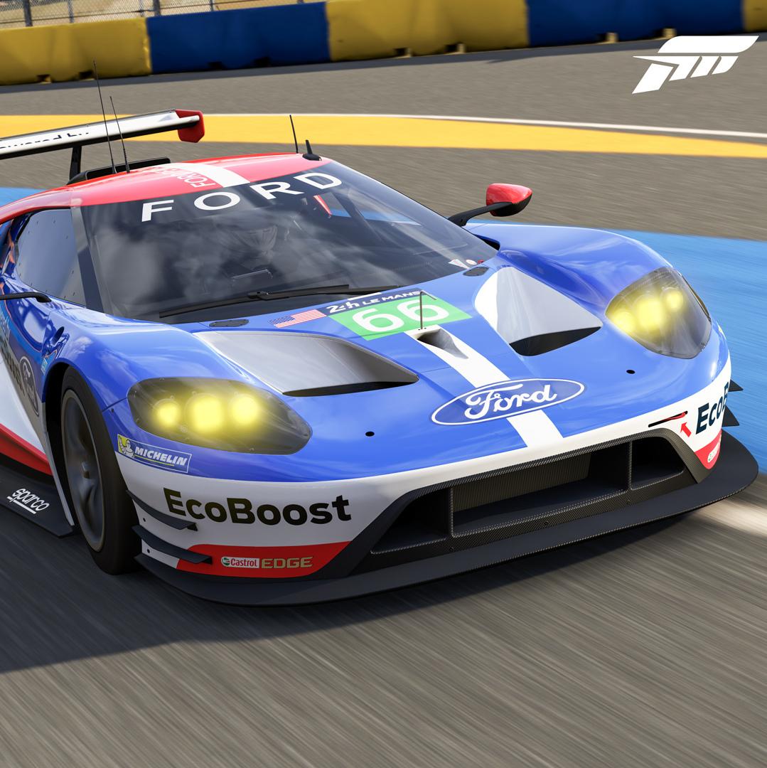 Eventos Michelin 24 horas Forza Challenge chegando este sábado