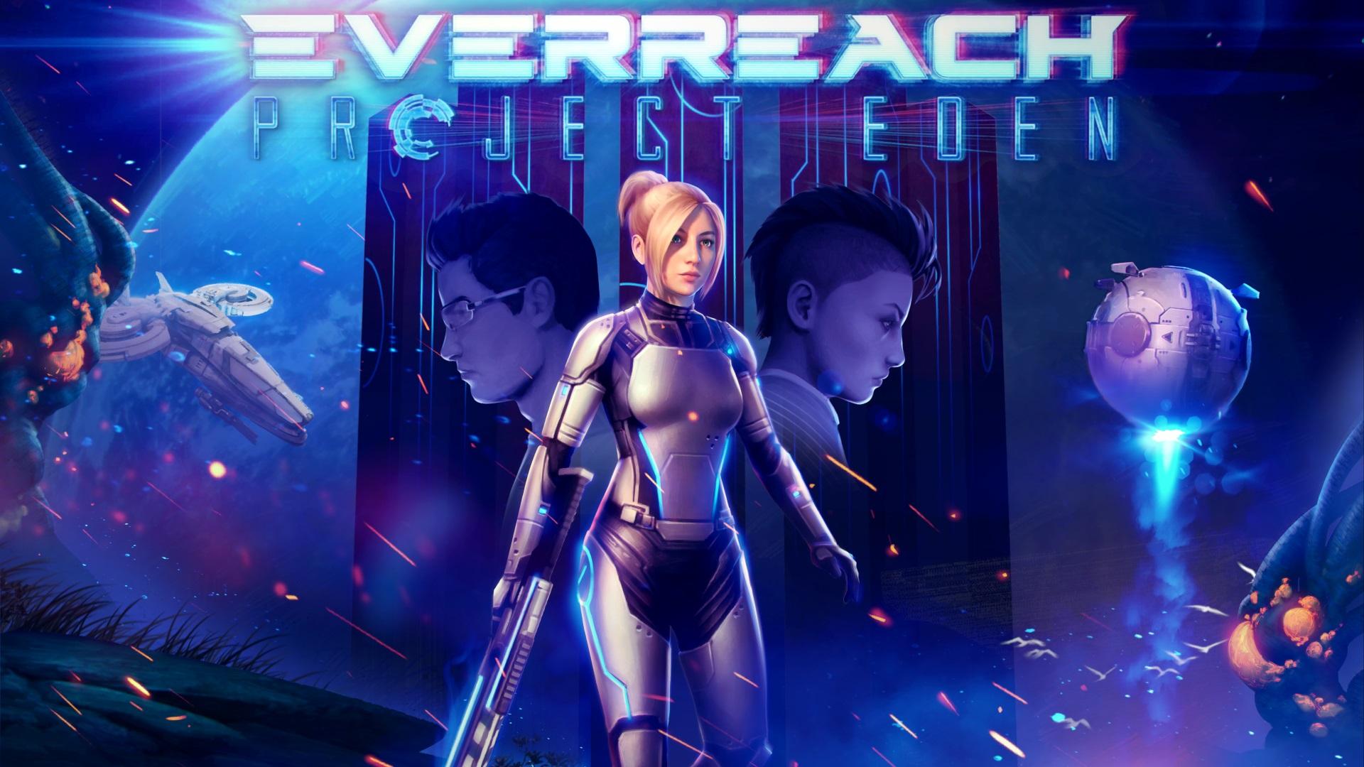Everreach: Project Eden anunciado para PC, consoles