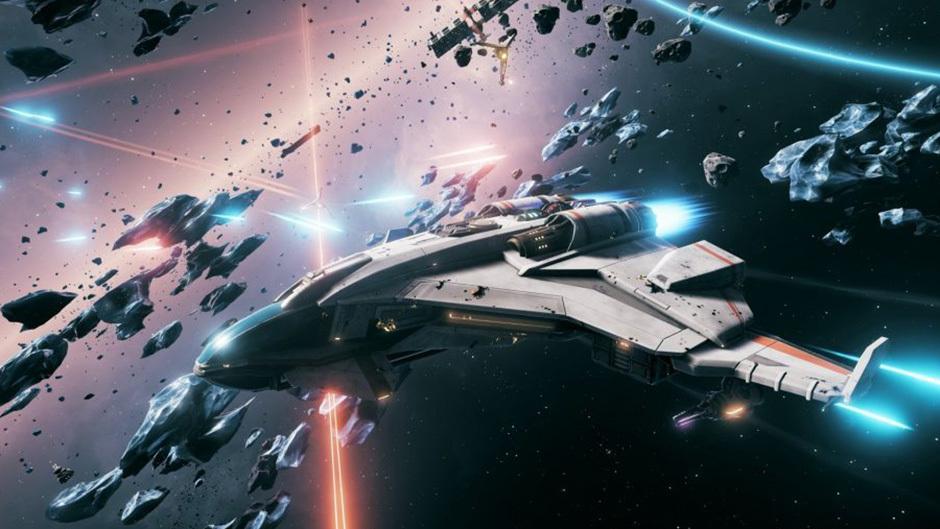 Everspace agora disponível via Xbox Game Preview no Xbox One