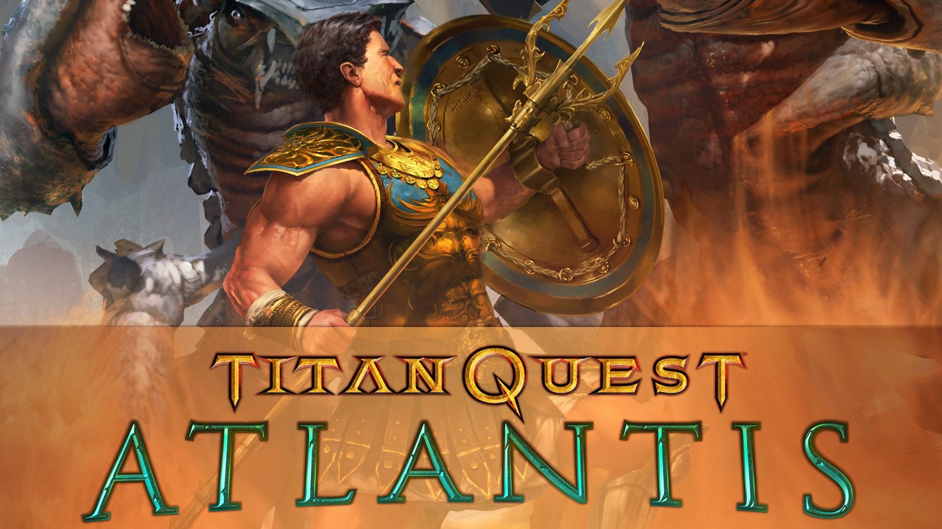 Expansão Atlantis agora disponível para Titan Quest, adiciona nova campanha e ...