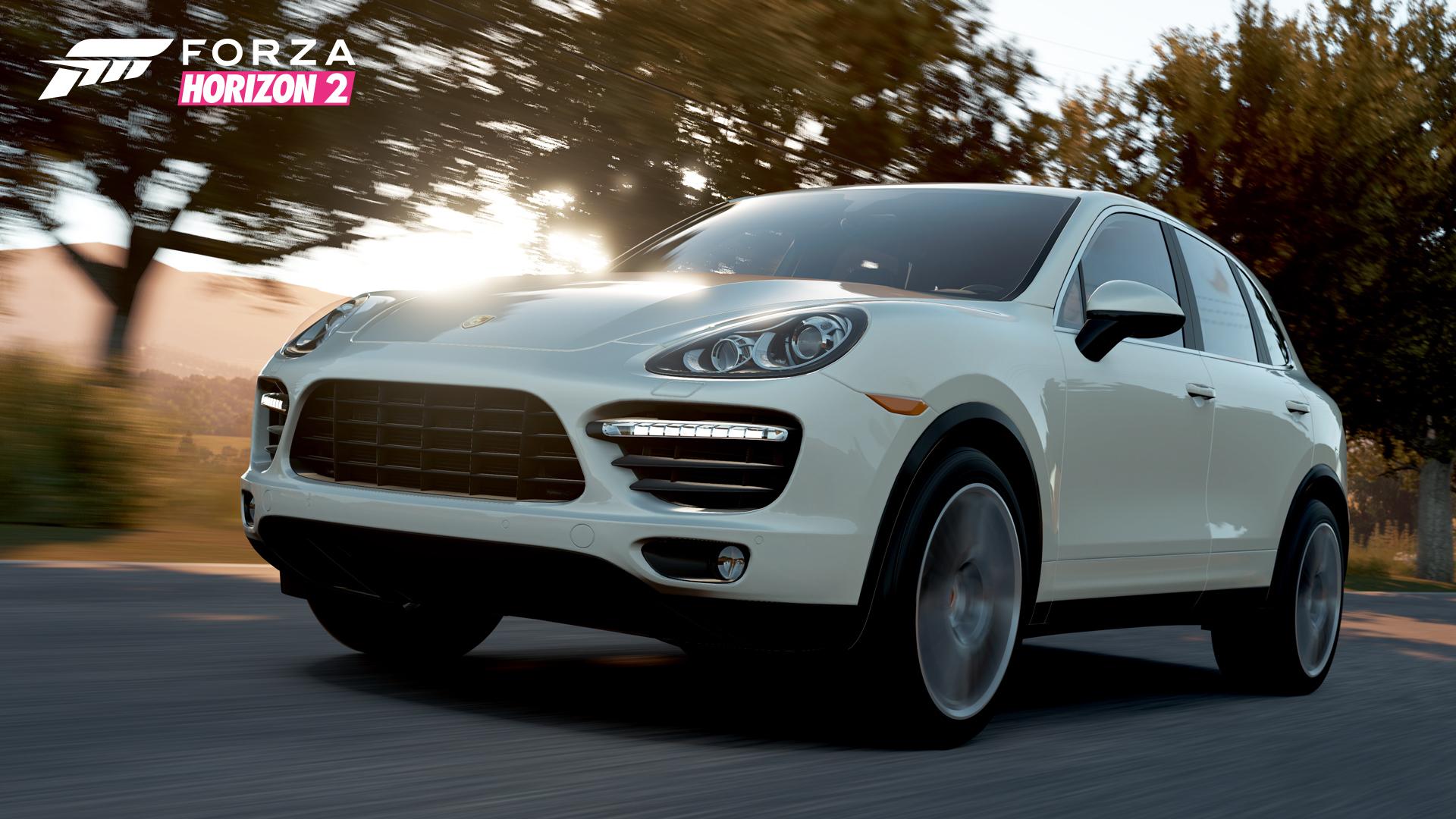 Experimente o verdadeiro poder da Porsche com dois carros grátis para Forza Horizon ...