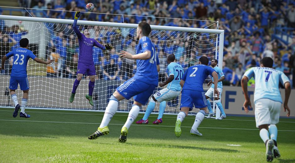 FIFA 16 é um novo jogo de bola