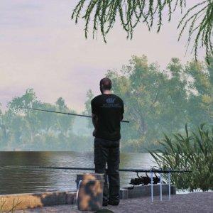 Faça uma viagem ao Manor Farm Lake em Euro Fishing em ...