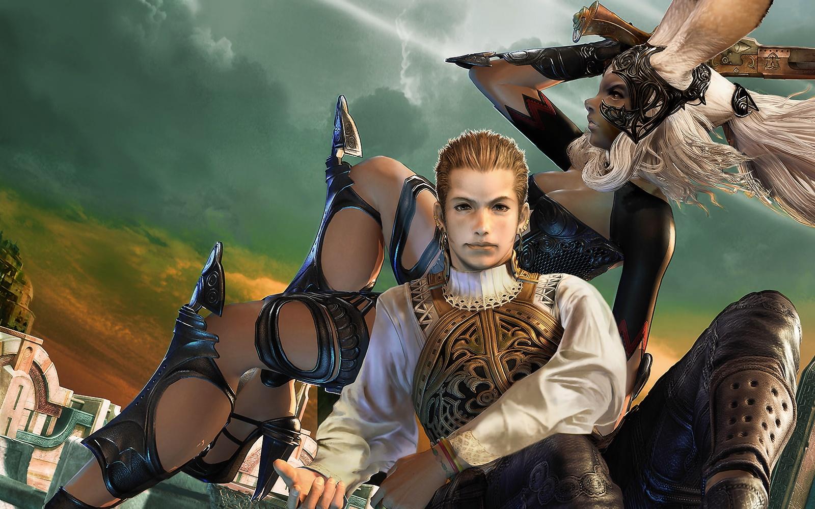Final Fantasy XII: The Zodiac Age vai mudar para Xbox One