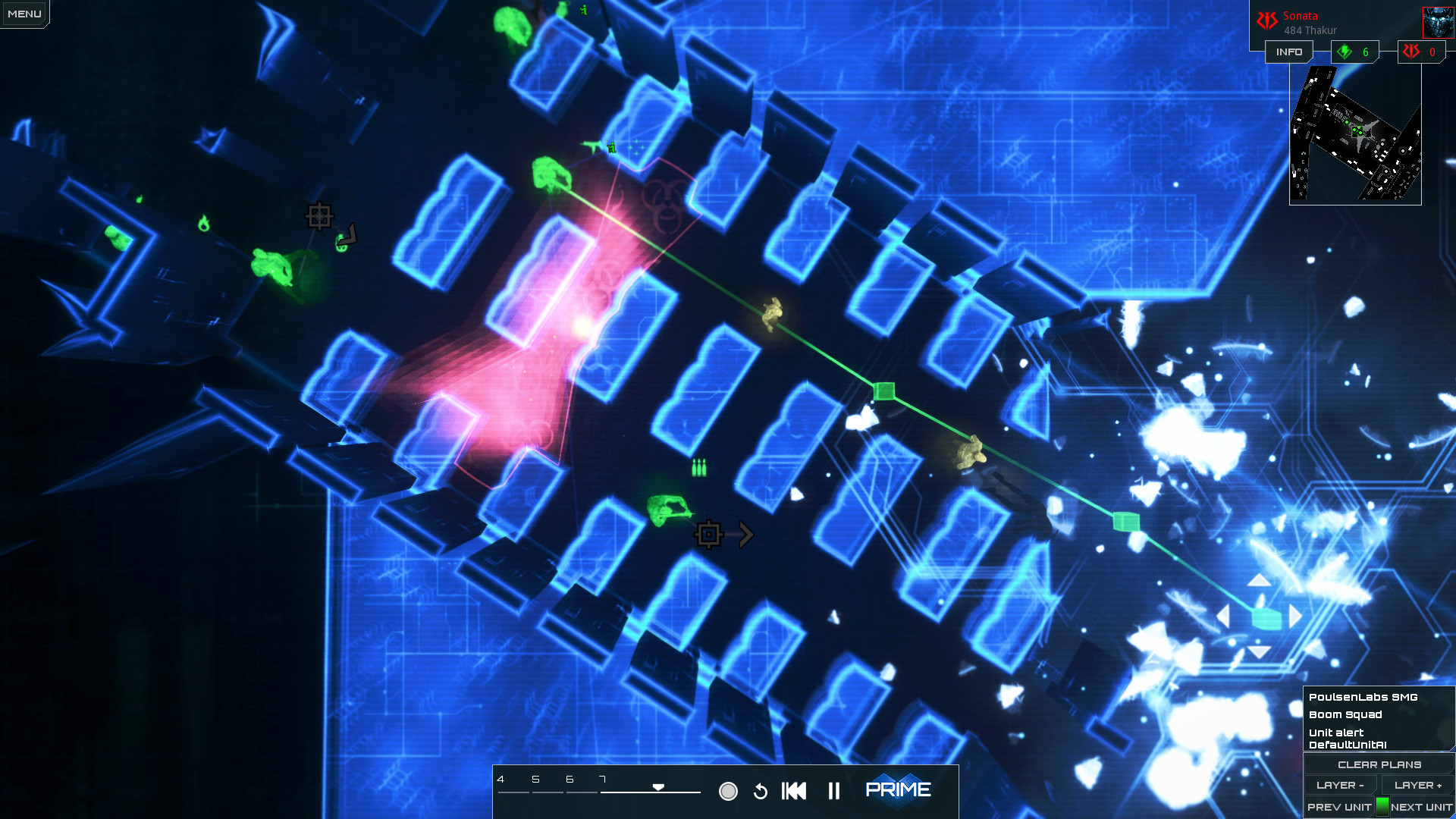 Frozen Synapse 2 já está disponível