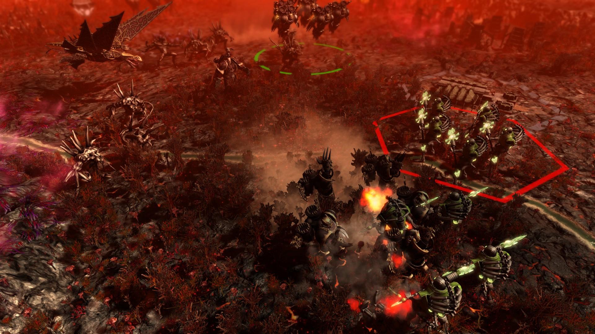 Fuzileiros navais do espaço do caos invadem com nova atualização para Warhammer 40.000: Gladius ...