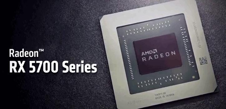 GPU AMD Navi Radeon RX 5000 Series Anunciada