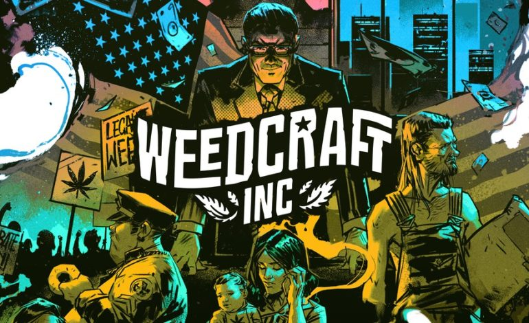 Ganja Growing Company Management Sim Weedcraft Inc Anunciado
