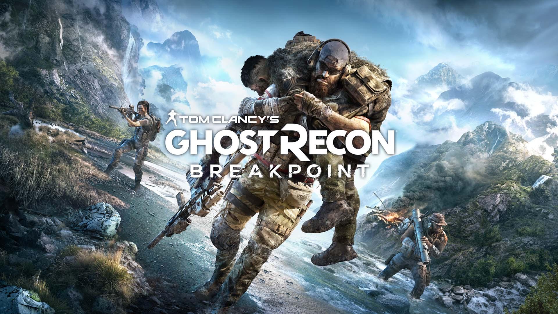 Ghost Recon Breakpoint anunciado para PC, PS4 e Xbox One