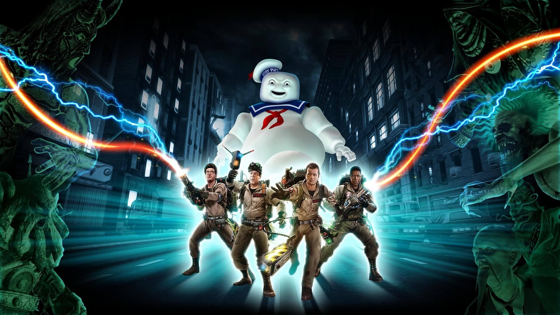 Ghostbusters: The Video Game Remastered é lançado em 4 de outubro