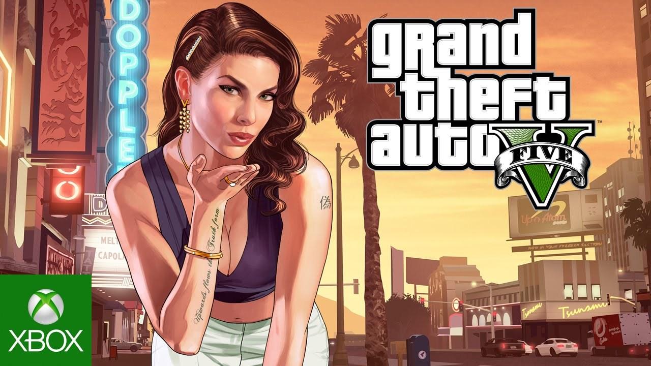 Grand Theft Auto V no Xbox One: mais nítido, mais rápido e melhor ...