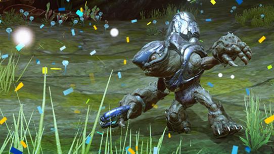 Guardiões & amp;  Gratidão - Primeiro ano do Halo 5