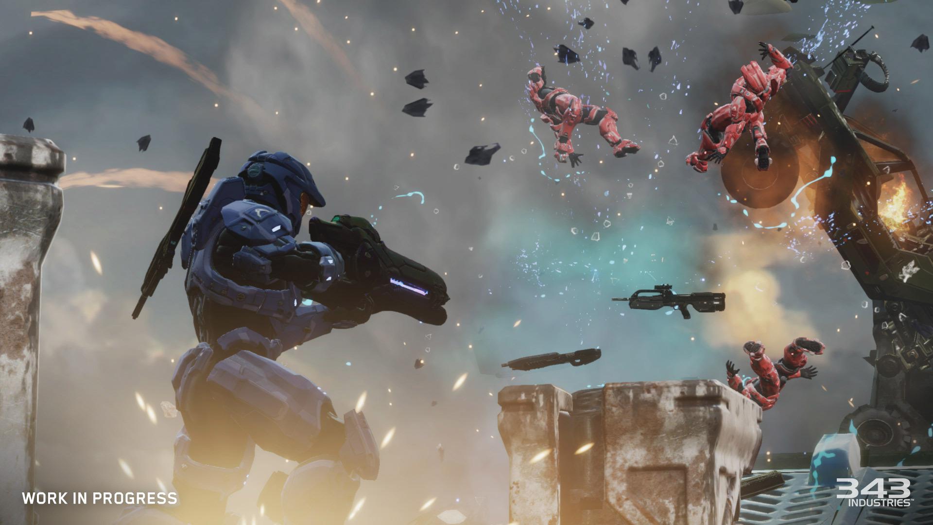 Halo: The Master Chief Collection Atualização 3.13.15