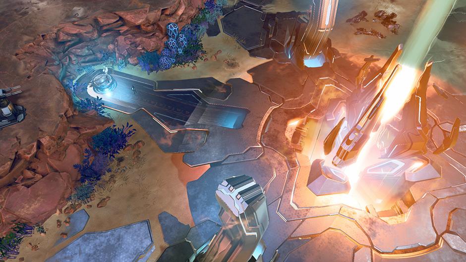 Halo Wars 2 chega à Europa: pensamentos da Creative Assembly