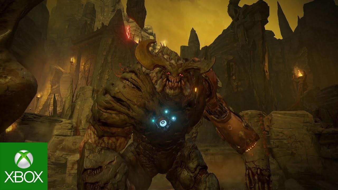 Hands-on com Doom Deathmatch: seis minutos no inferno