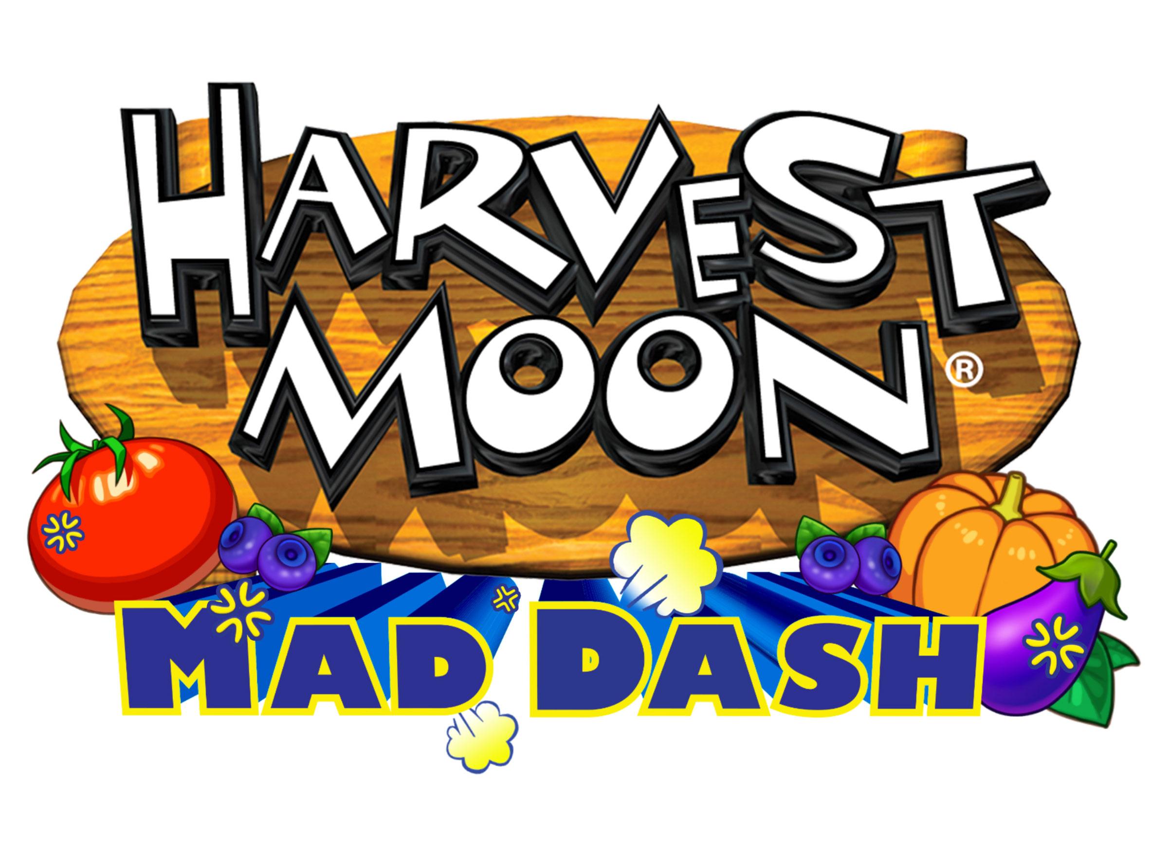 Harvest Moon Mad Dash E3 2019 Visualização prática