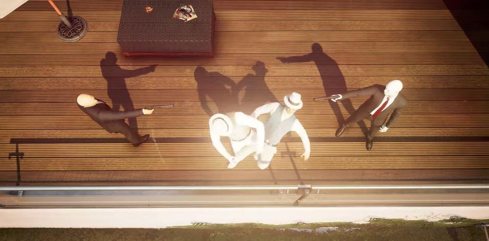 "Hitman 2 incluirá um ""Ghost Mode"" online 1x1"