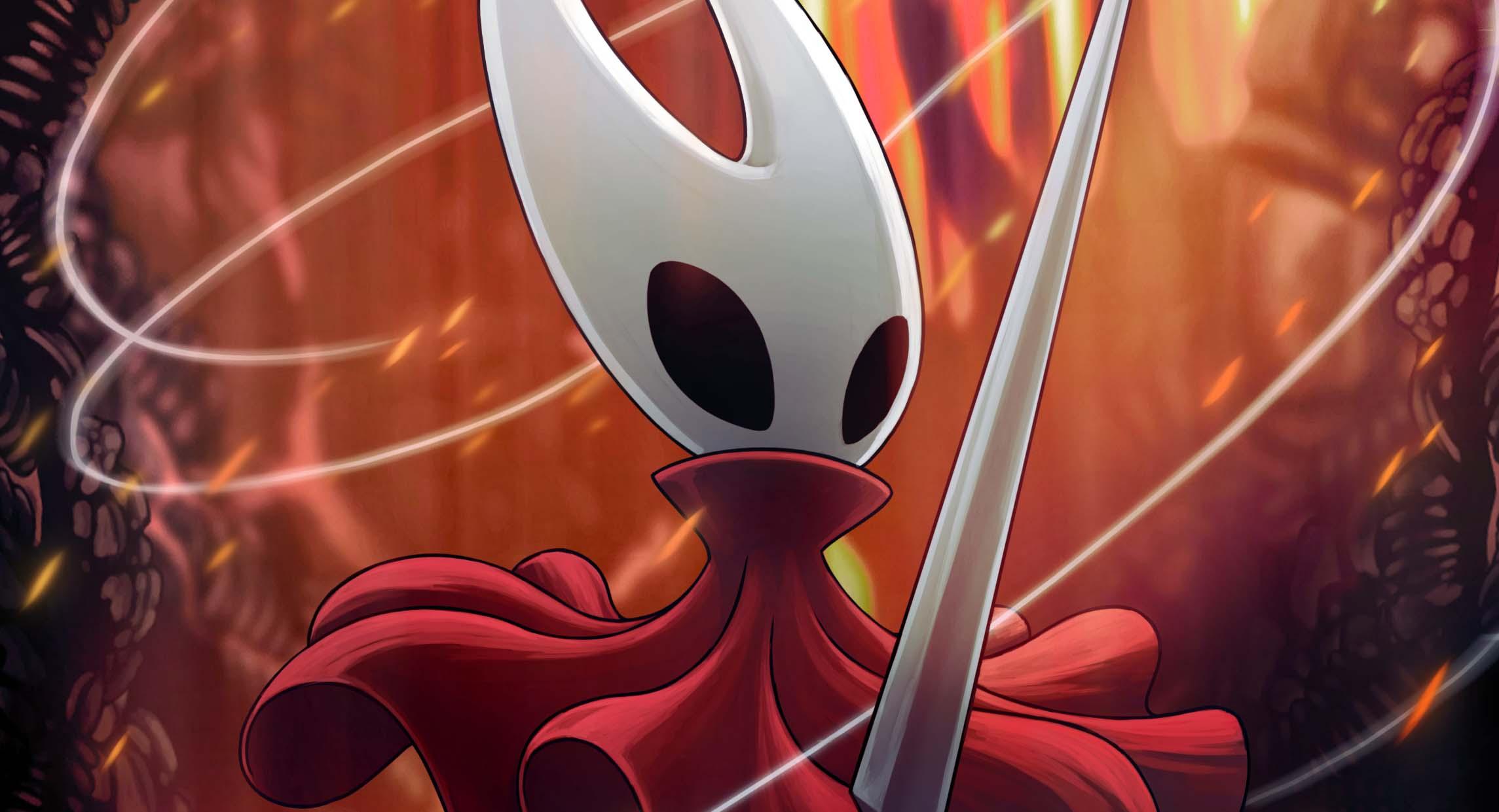 Hollow Knight: Silksong anunciado para PC, Mac, Linux e Switch