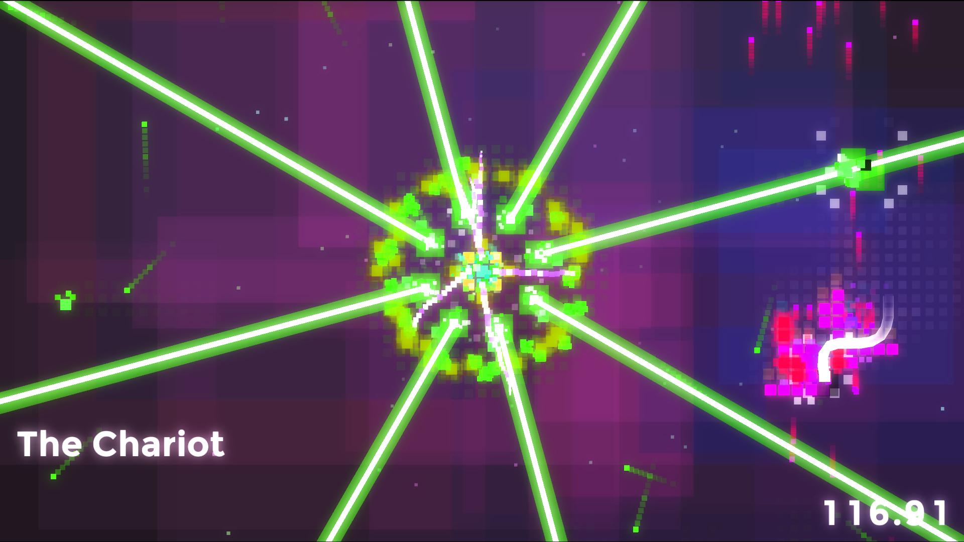 ID @ Xbox Spotlight: Pixel Galaxy vira invasores do espaço