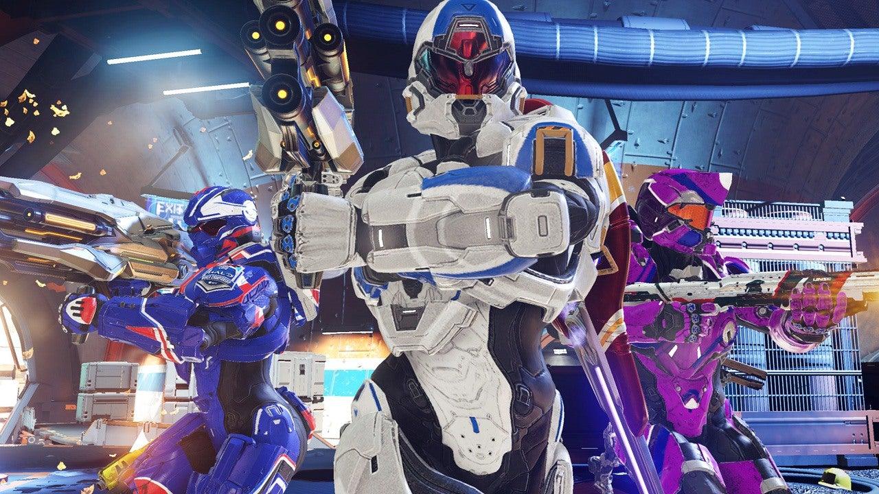 IGN: Halo 5 Warzone Firefight Visualização da jogabilidade