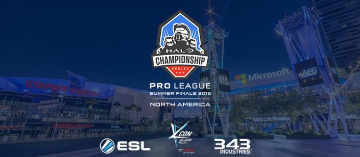 Ingressos para a Halo Championship Series: finais da temporada de verão da Pro League ...