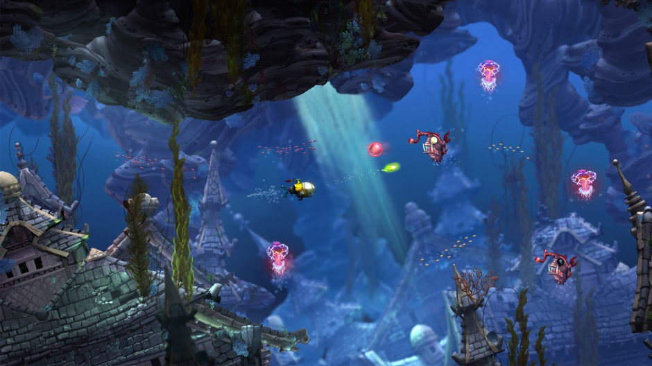Insomniac Games anuncia Song of the Deep para Xbox One