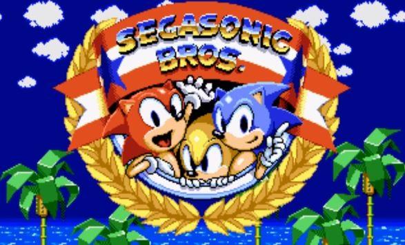 Jogo cancelado SegaSonic Bros. Surfaces Online
