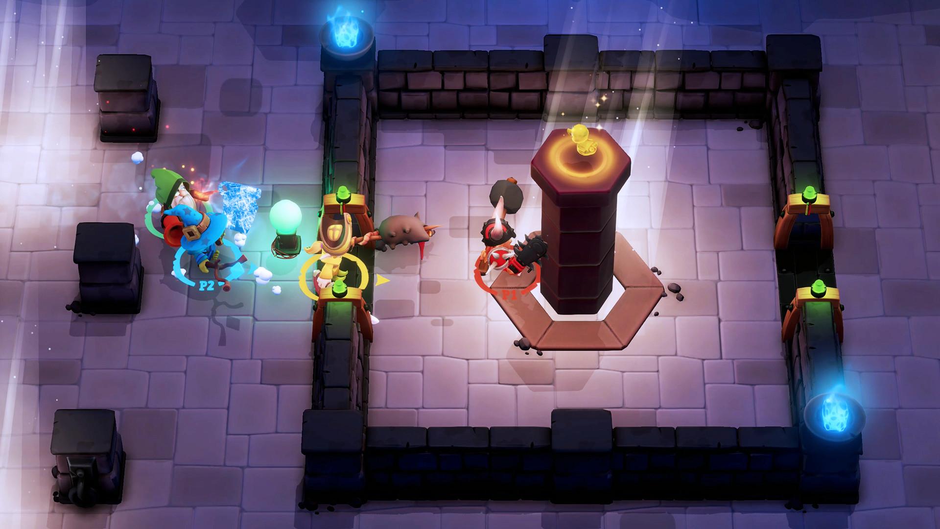 Jogo de ação cooperativo para 4 jogadores Munchkin: Quacked Quest anunciado para PC e ...