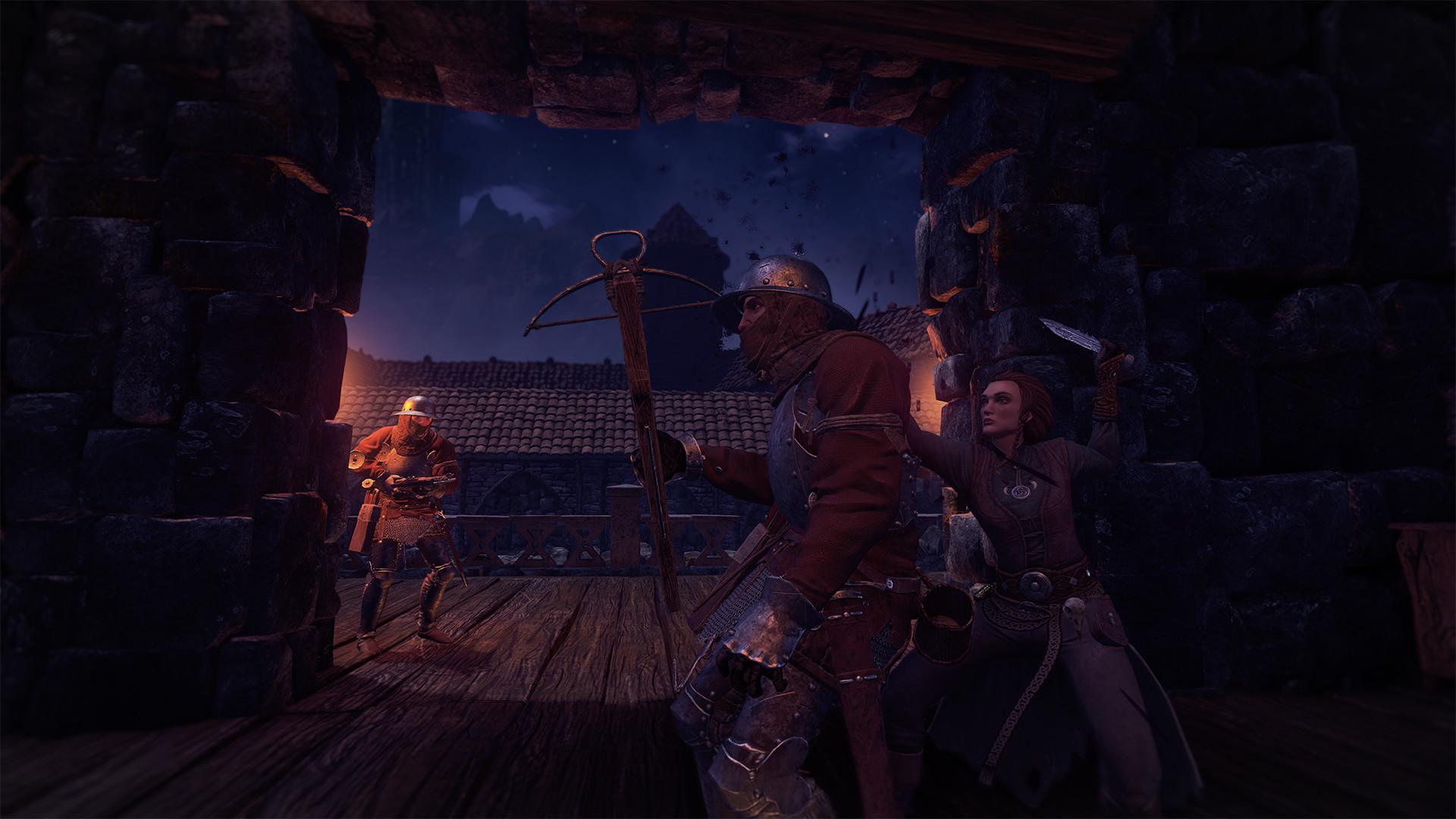 Jogo de ação furtiva Shadwen chegando ao PC, Mac, Linux e PS4 no ...