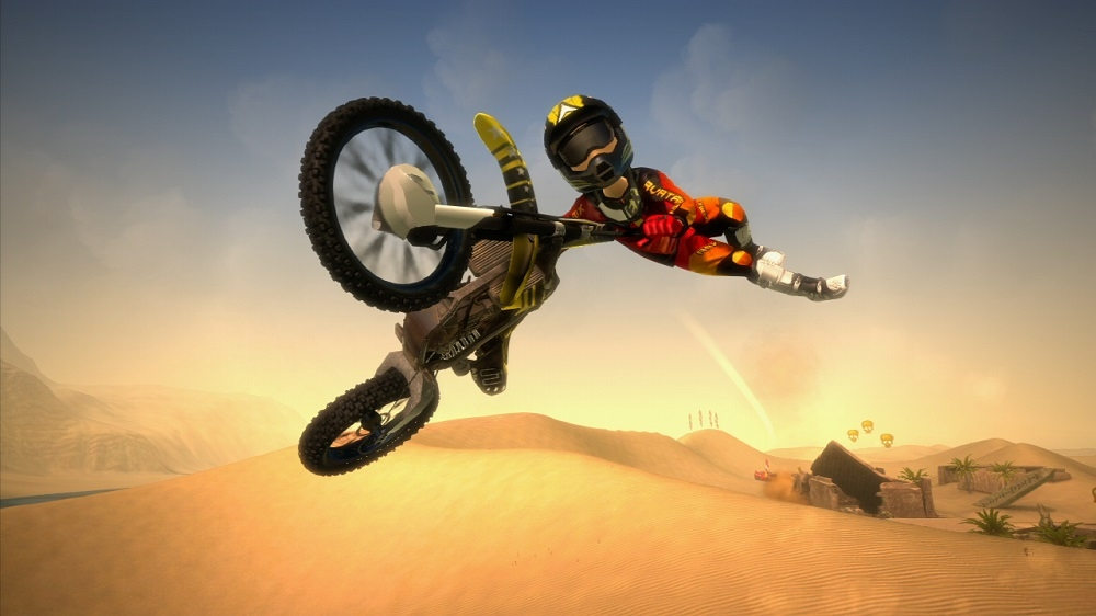 Jogos com ouro: Ride or Die with Motocross Madness