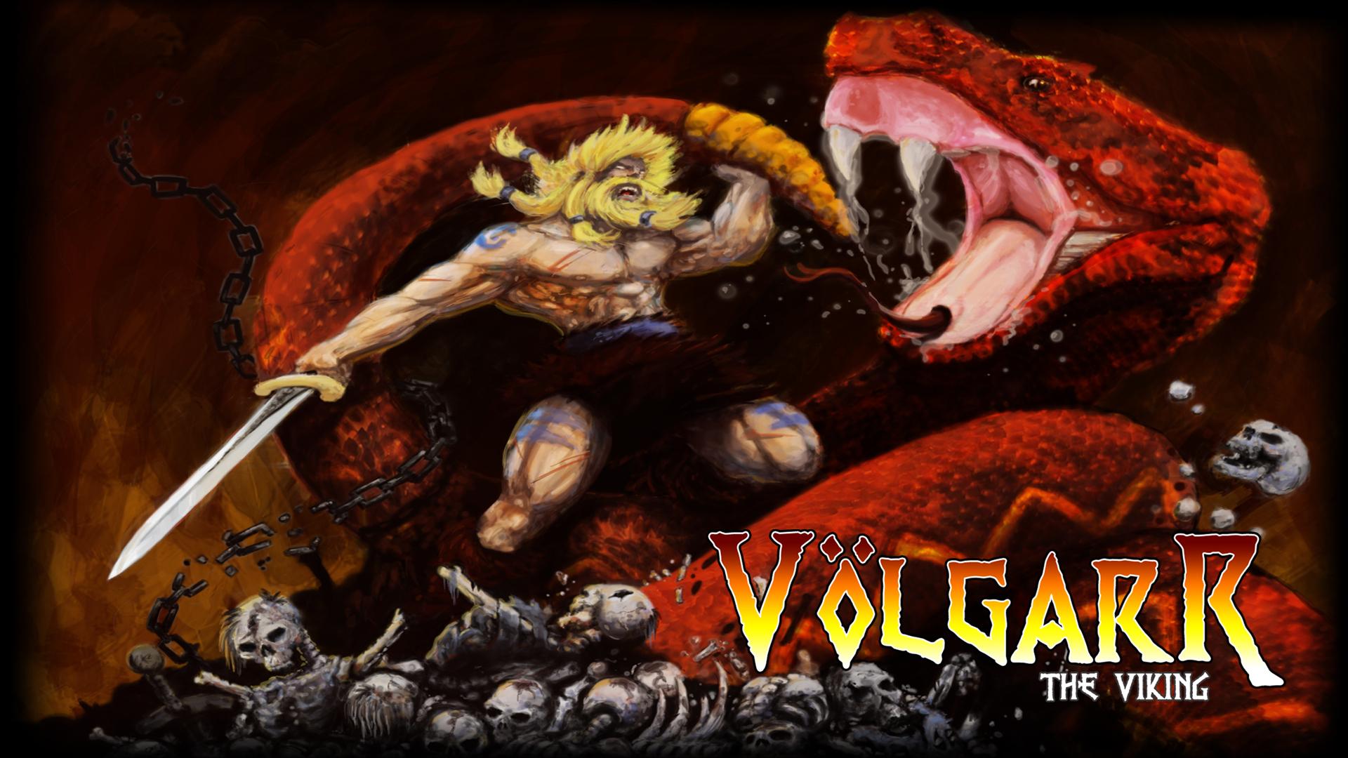 Jogos com ouro: Volgarr, o viking