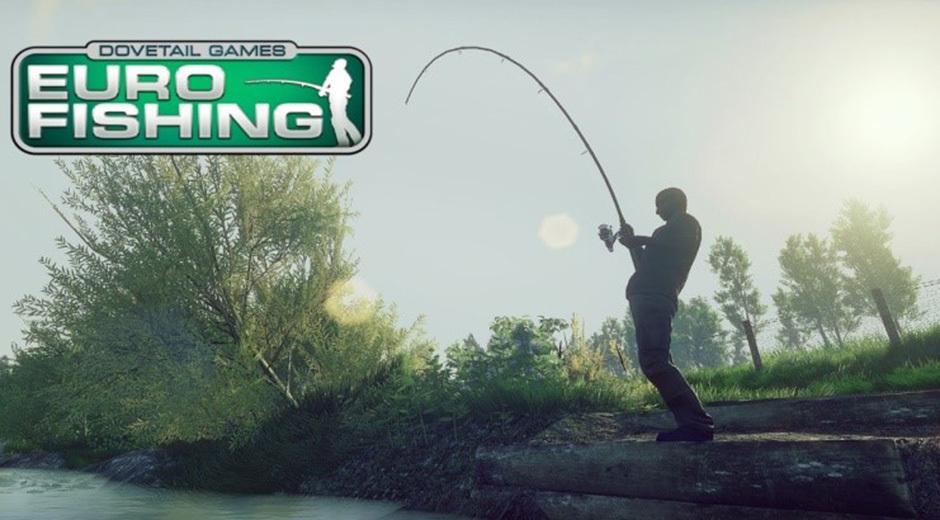 Jogos de ensamblagem Euro Fishing chegando ao Xbox One em maio de 2016