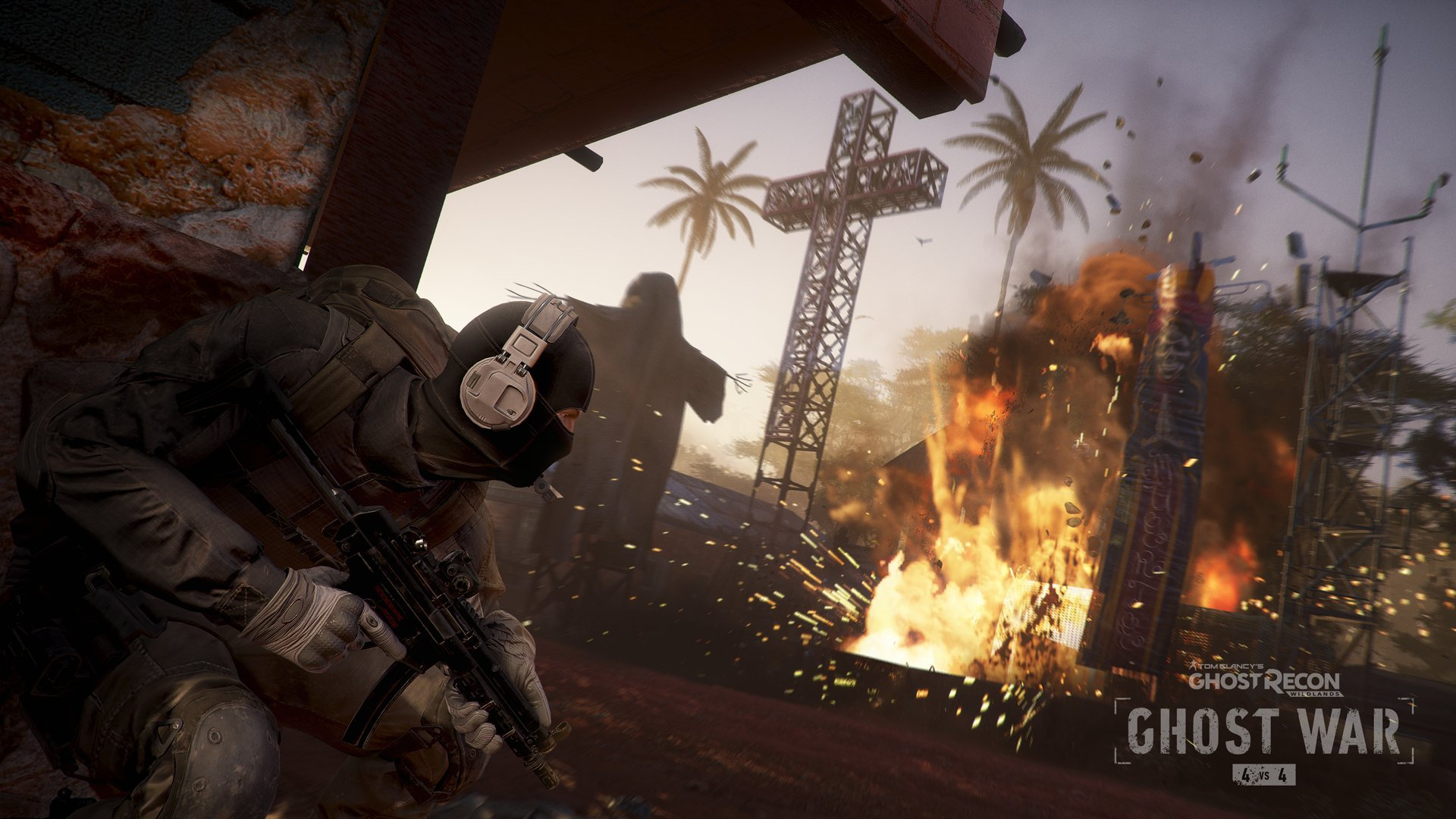 Ghost Recon Ghost War Captura de tela