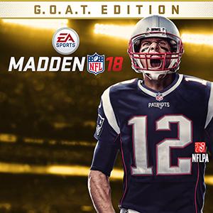 Jogue três dias antes com Madden NFL 18: GOAT Edition em ...
