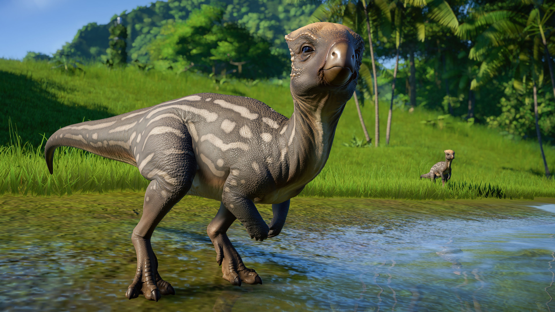 Jurassic World Evolution ganha novos herbívoros no mais recente DLC