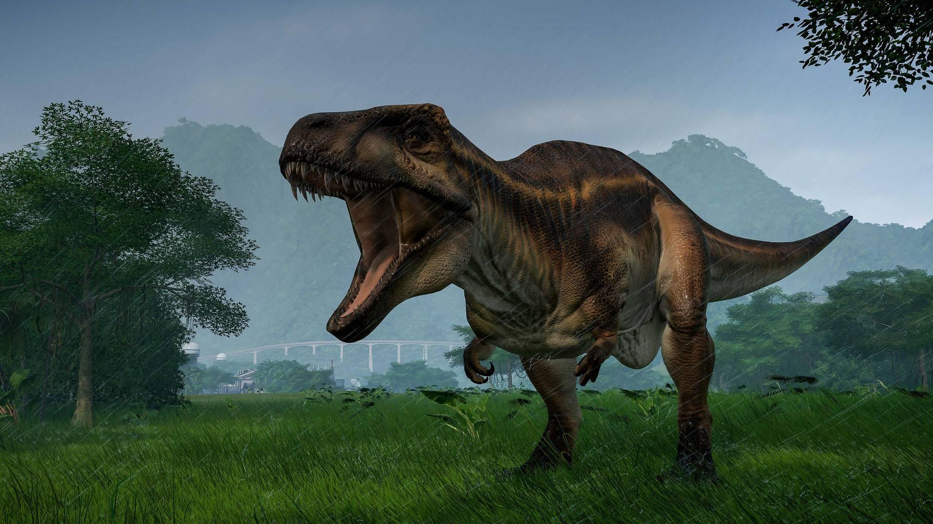 Jurassic World Evolution recebe três novos carnívoros no último DLC
