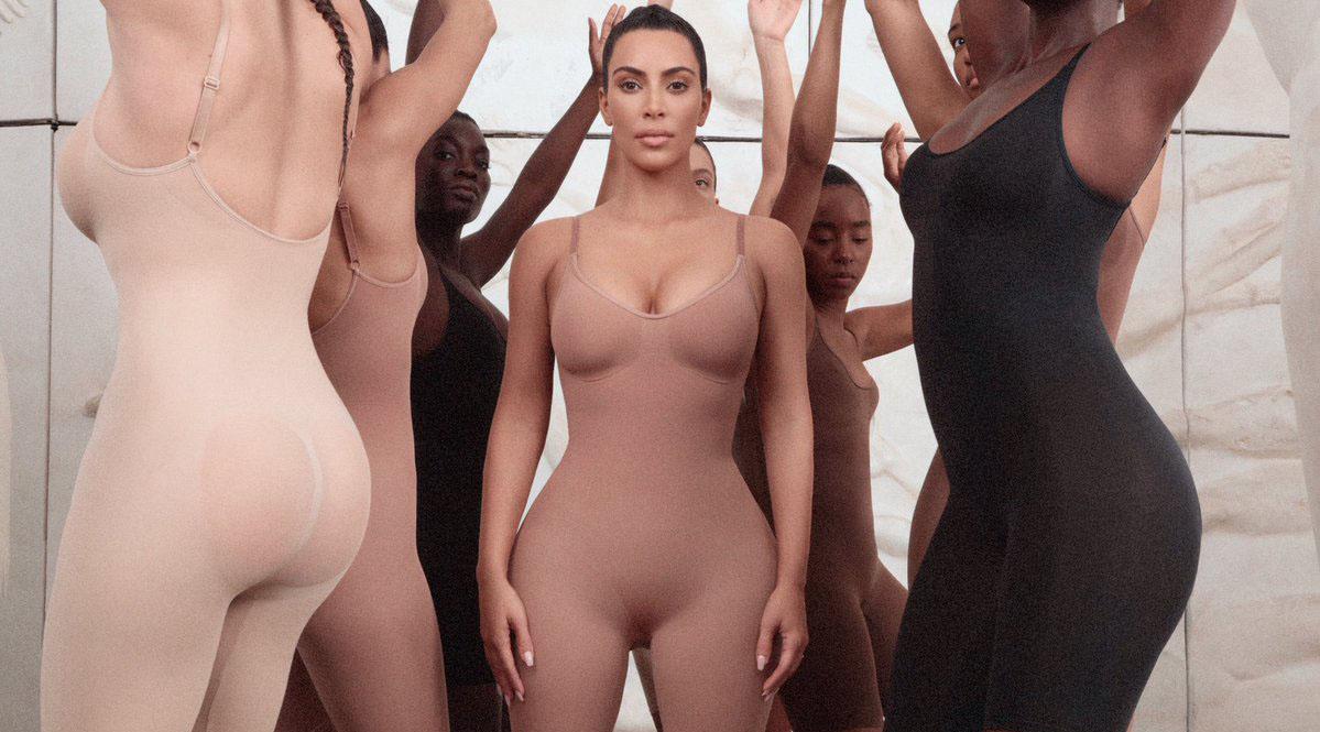 Kim Kardashian registra marcas comerciais para a linha