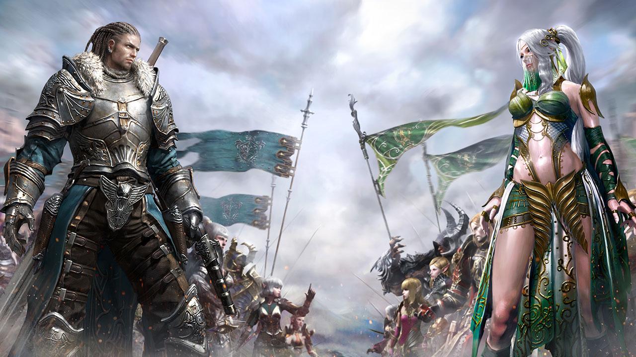 Kingdom Under Fire II está finalmente chegando ao oeste