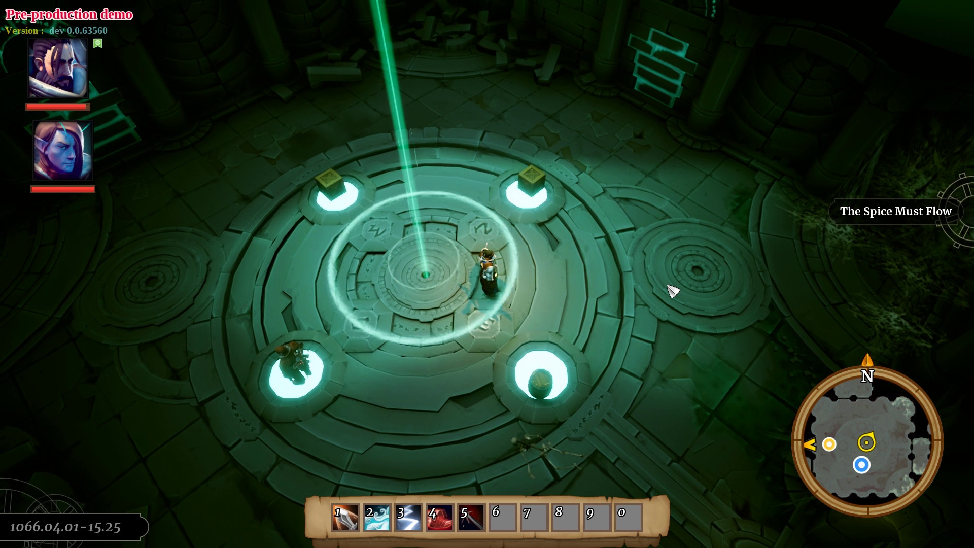 Lançado novo trailer do projeto CRPG Witchstone